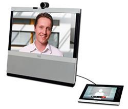 ビデオ会議はパーソナル・タブレットと相互接続の時代へ