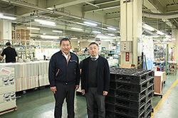[高圧電力・電気代削減事例]年間2億冊のコミック・書籍を生産する製本工場、437万円の電気代を削減