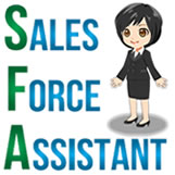 Sales Force Assistant(セールス・フォース・アシスタント)
