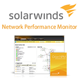 SolarWinds Network Performance Monitor(NPM)
