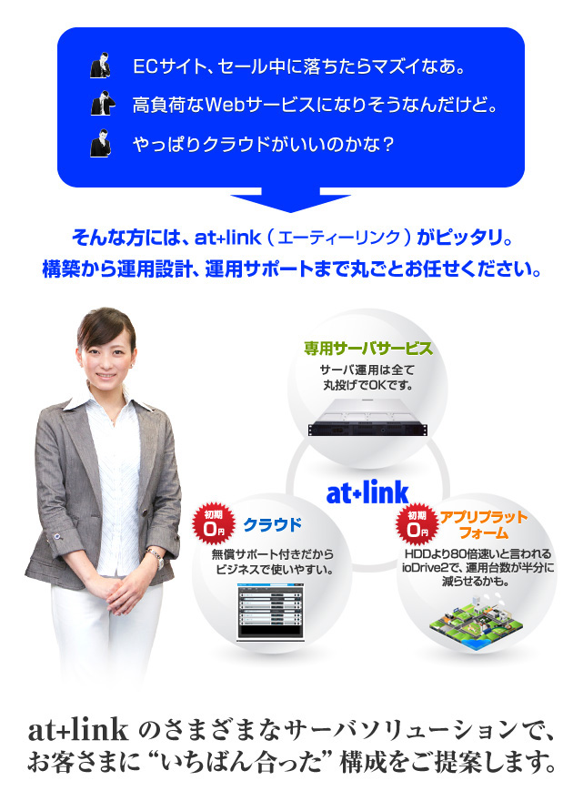 at+link(エーティーリンク)