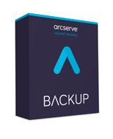 サーババックアップソフト【Arcserve Backup】
