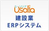 Usolia建設業ERPシステム(PROCES.S)