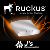 Ruckus Wireless Smart Wi-Fiソリューション