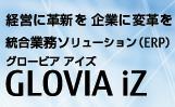 統合業務ソリューション(ERP)GLOVIA iZ