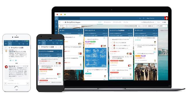 総合タスク管理ツール 「タスクワールド(Taskworld)」