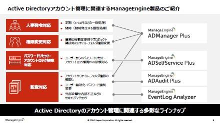 重荷となるActive Directoryのアカウント管理、どこまで自動化できるのか?