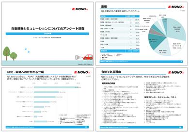 【読者調査結果レポート】自動運転/ADAS技術の課題とその解決法について
