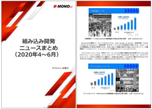 組み込み開発ニュースまとめ(2020年4~6月)